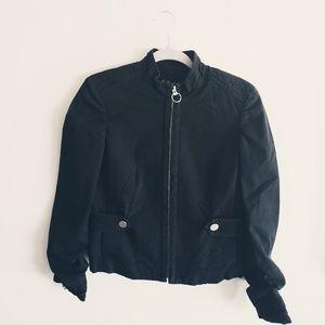 90s INC Grunge Black Jacket
